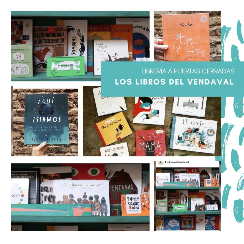 Libros El Vendaval
